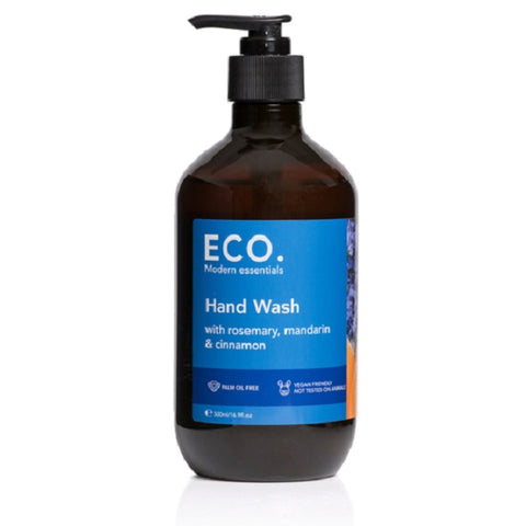 Rosemary, Mandarin & Cinnamon Hand Wash 500ml
