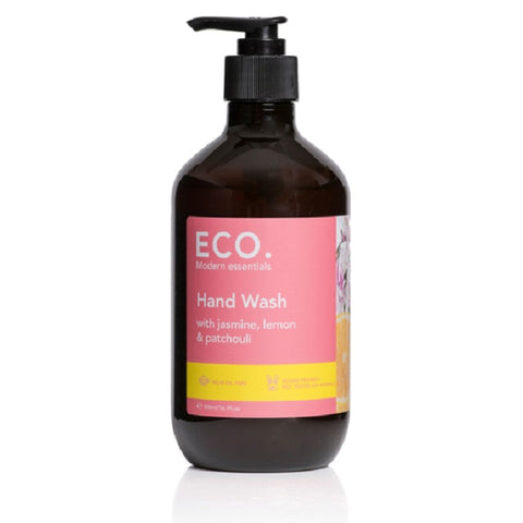 Jasmine, Lemon & Patchouli Hand Wash 500ml