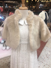Luxe Faux Fur Bolero Jacket