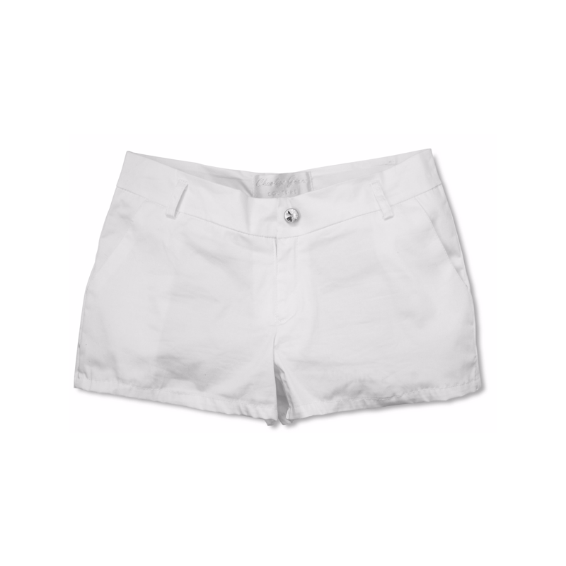 The Charlotte Sateen Shorts