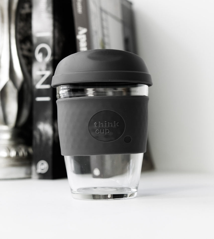 Think Cup 12oz - Charcoal