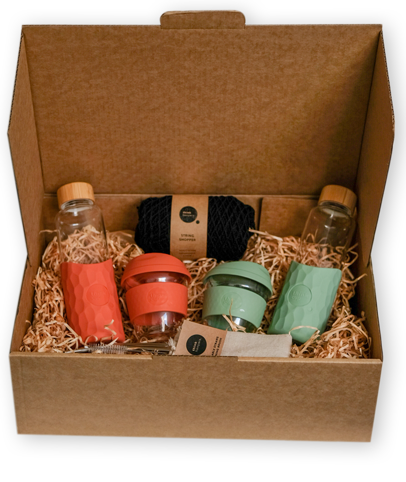 Think Hampers 'California Dreaming' Eco Love Pack