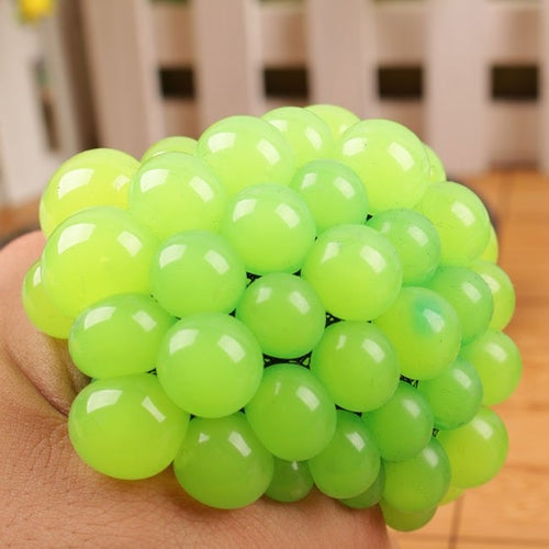Grape Ball Vent Toy