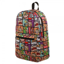 Nintendo Super Mario Villains Sublimated Backpack