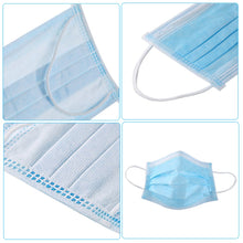 3-Layer Disposable Masks