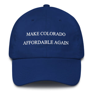 Make CO Affordable Hat