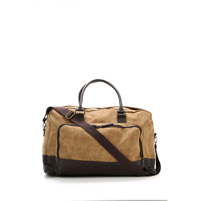 2c0ec44bf3 PX    Marcel Two-Tone Duffle Bag (Brown) ...