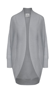 Cozy Cardigan - Grey