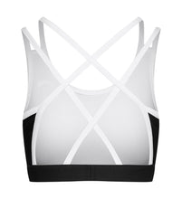 Load image into Gallery viewer, Black Onyx Running Bra