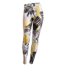 Load image into Gallery viewer, Tropical lime leggings
