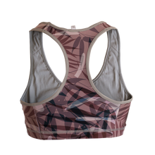 Load image into Gallery viewer, Exotic pastels sports bra