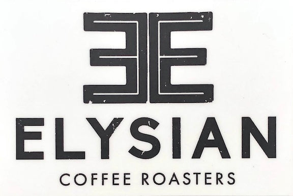 Elysian Sticker - Square(ish)