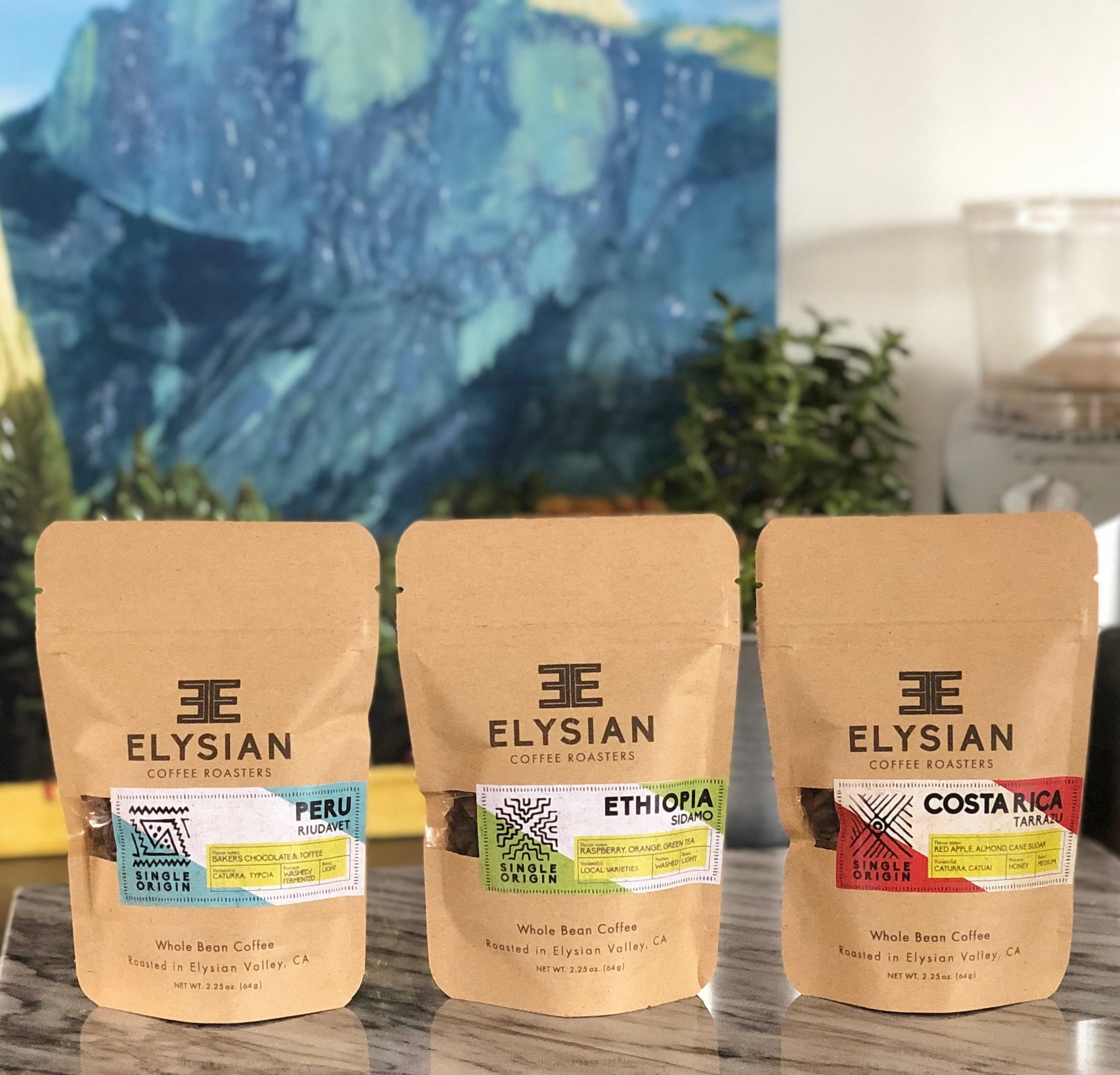Mini Pack - Elysian Coffee Roasters