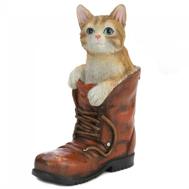 Cat In a Boot