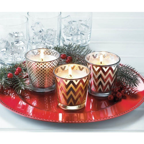 Scented Cocktail Candles