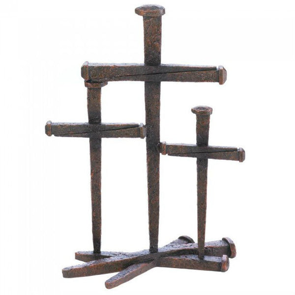 Rugged Crosses of Nails