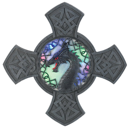 Lighted Dragon Crest