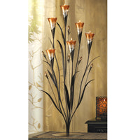 Lily Bouquet Candle Holder