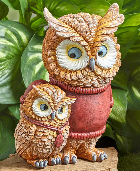 Forest Owl Familly
