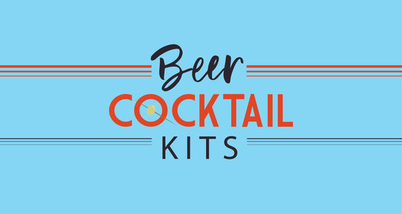 BEER COCKTAIL KITS
