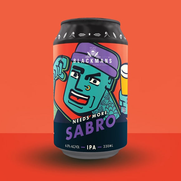 -PRE SALE AUGUST 21ST-  NEEDS MORE SABRO - SINGLE HOP IPA