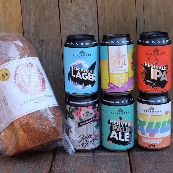 MIXED 6 PACK + ZEALLY BAY LOAF SUBSCRIPTION!