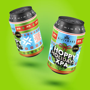 - PRE SALE - HOPPY HOLIDAYS XPA - LAUNCHING 1ST DECEMBER