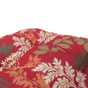 Bossima Outdoor Bench Cushions Online - Red Floral