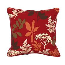 Bossima Floral Outdoor Scatter Cushion Pads - Red