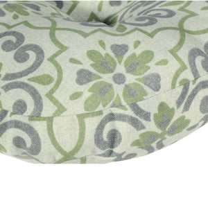 Buy Outdoor Bench Cushion Online - Green Floral
