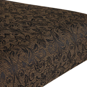Stain Guard Indoor/Outdoor Cushion Sets - Black Floral