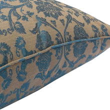 Affair Deep Seat Cushion Set - Blue Damask
