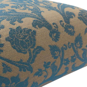 Bossima Outdoor Cushion Seat Pad Set - Damask