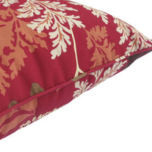 Water Resistant Cushions Online - Red Floral