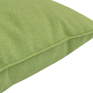 Gala Deep Seat Cushion with Button Set - Green