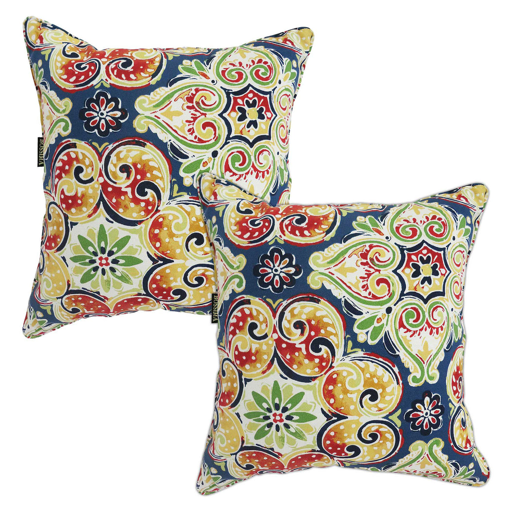 Bossima Festival Outdoor Scatter Cushions (Set of 2 )