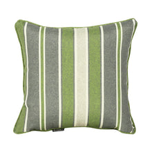 Buy Green Stripes Outdoor Scatter Cushions