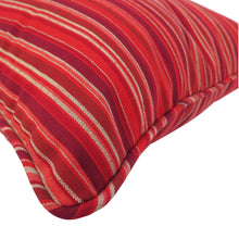 Bossima Striped Outdoor Sunbrella Scatter Cushion Pad