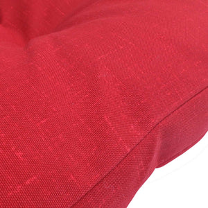 Lovebird Outdoor Bench Cushion 145cm - Red