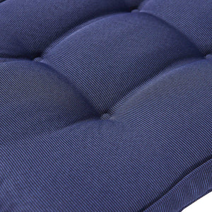 Cabana Outdoor Bench Cushion 120cm - Navy Blue
