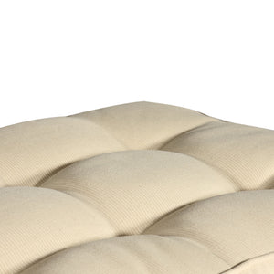 Cabana Outdoor Bench Cushion 120cm - Sandstone