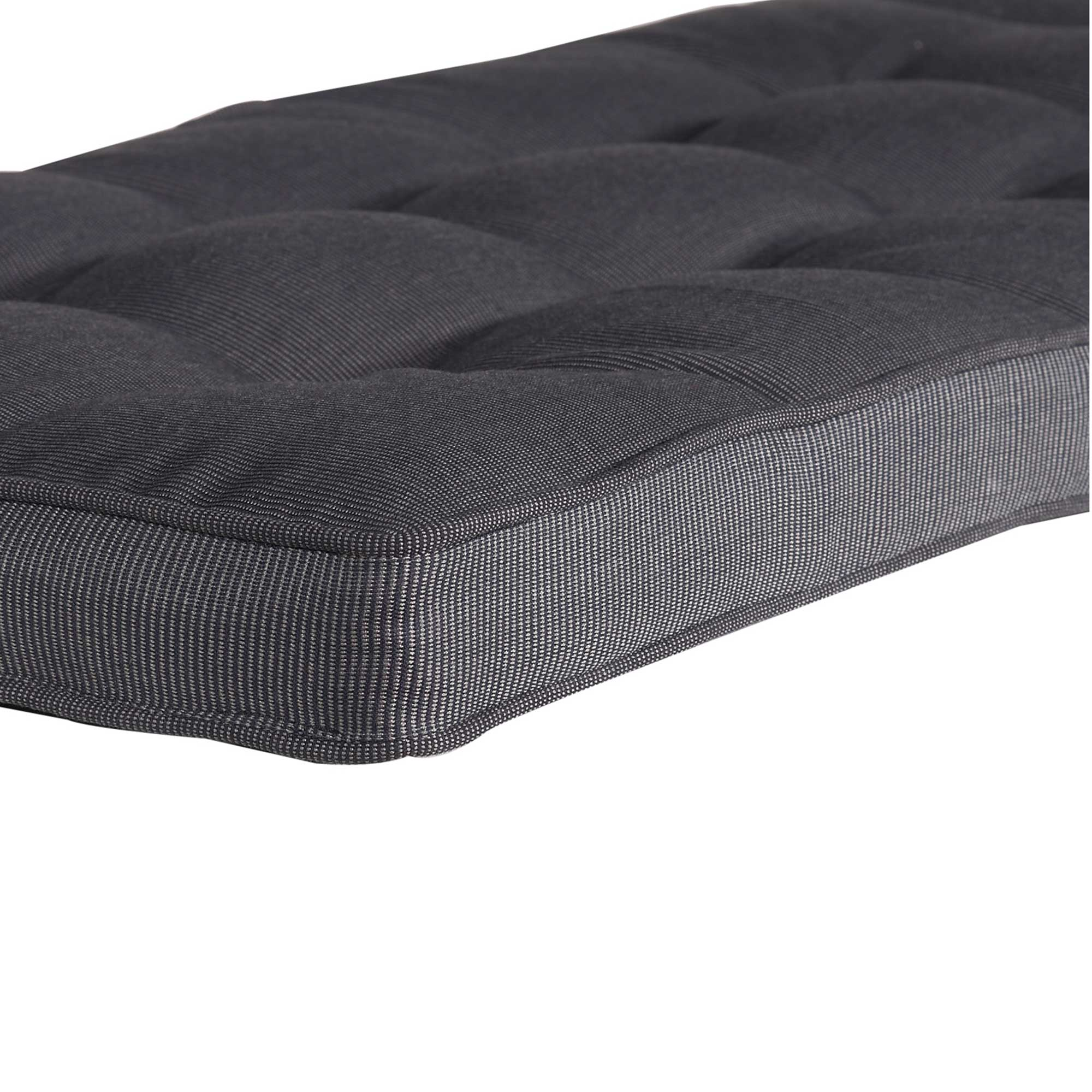 Swell Bossima Cabana Outdoor Bench Cushion Online 145Cm Black Interior Design Ideas Truasarkarijobsexamcom