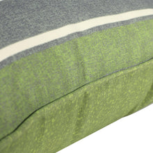 Bossima Green Outdoor Scatter Pillow