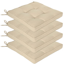 Bossima Outdoor Chair Cushion Set of 4