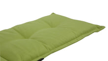 Royale Outdoor Bench Cushion 120cm - Kiwi Green