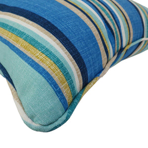 Weather Resistant & Stain Guard Scatter Striped Cushions