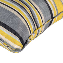 Bossima Water Resistant Outdoor Striped Scatter Cushions