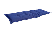 Bossima Royale Outdoor Bench Cushion 120cm Navy Blue