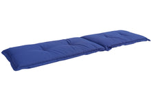 Bossima Royale Outdoor Bench Cushion 145cm Navy Blue