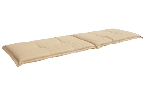 Bossima Royale Outdoor Bench Cushion 145cm Sandstone